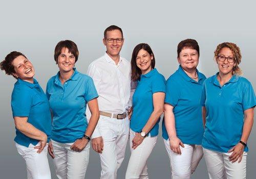 Dr. Pickert HNO Arzt mit Praxis in Bayreuth - Das Team von Dr. Pickert
