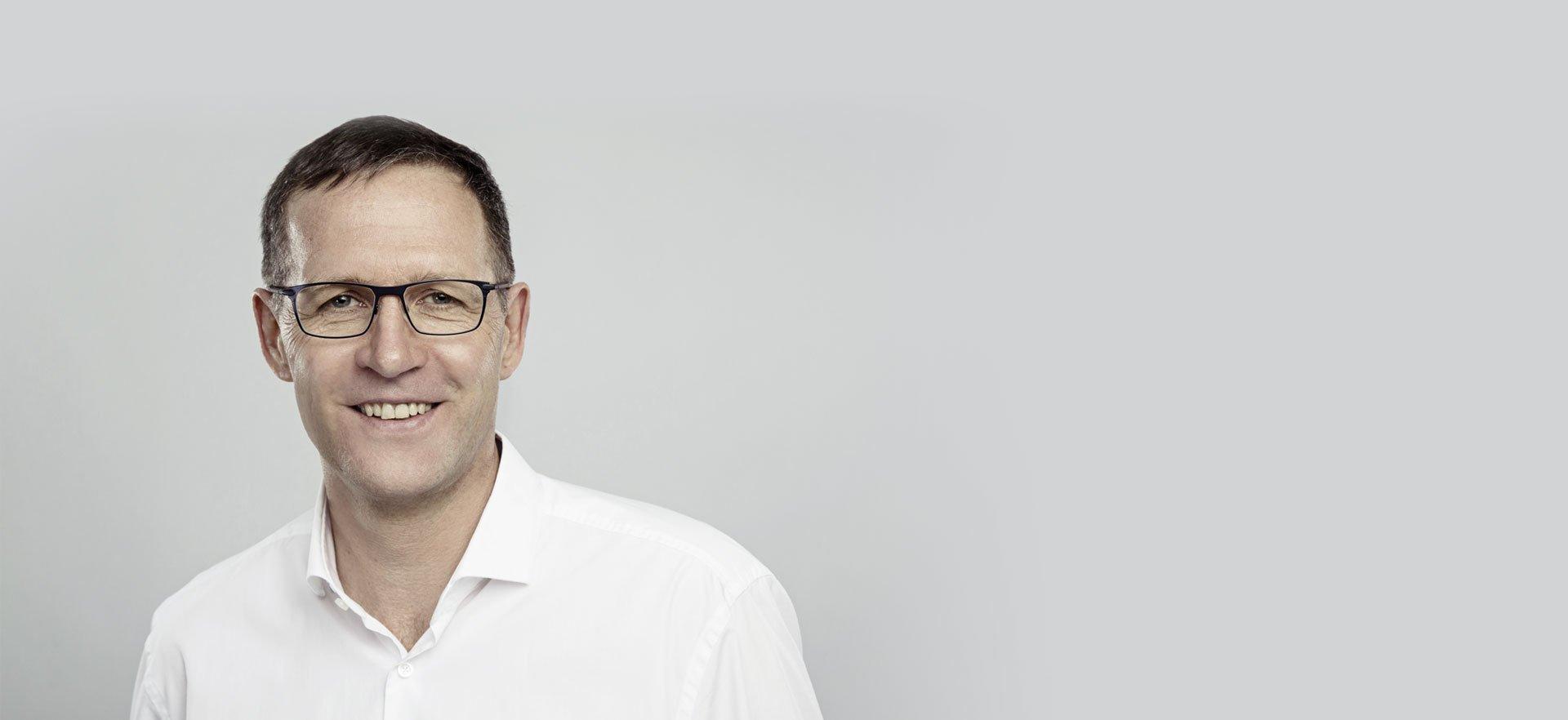 Dr. Pickert HNO Arzt mit Praxis in Bayreuth - Portrait von Dr. Pickert